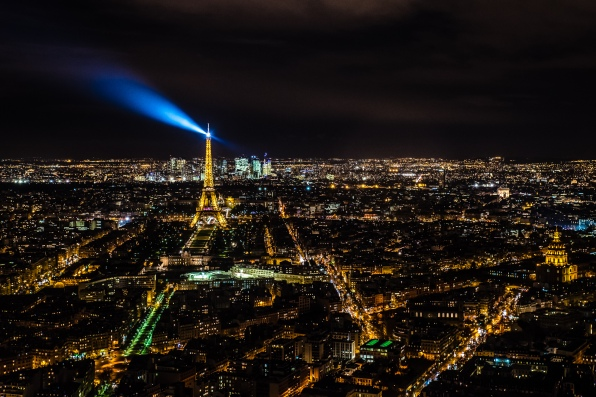 © Tour Eiffel – illuminations, Pierre Bideau