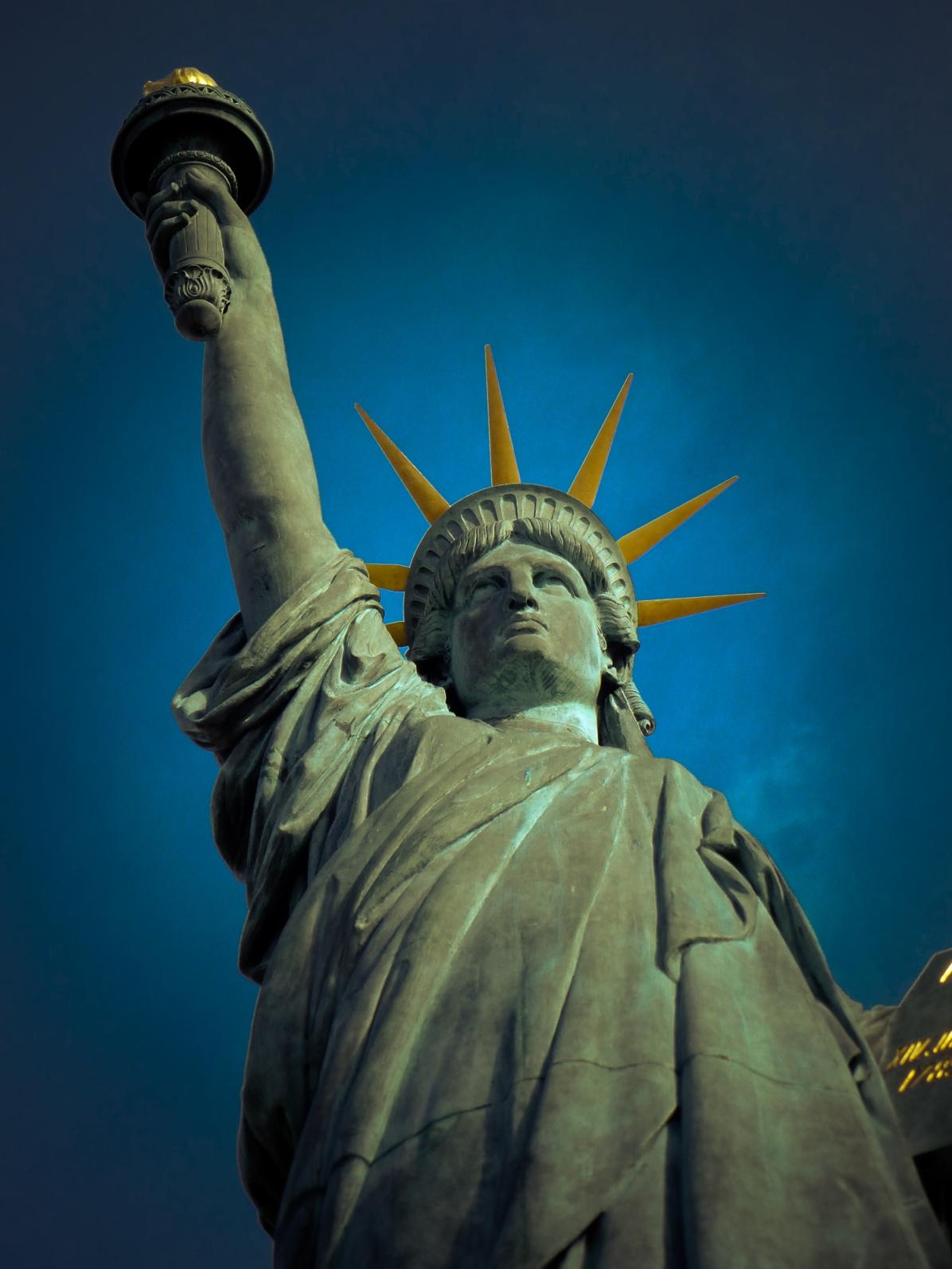 Freiheitsstatue, Paris